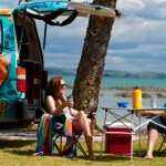 Camping in New Zeland
