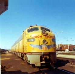 Union Pacific 935 - 1968