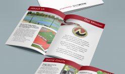 Nagle Brochure Digital Mockup