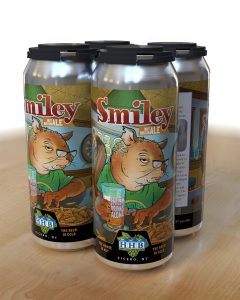 Smiley Nut Brown Ale