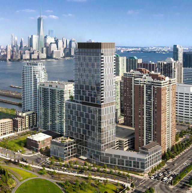 Jersey-City-Development-75-Park-Lane-South-Newport-Tower