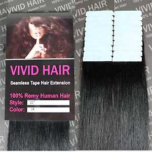 Less damaging hair extension methods seamless tape and clip in i ordered mine on amazon in the 20 remy human hair style in the color 4 medium brown they were 6999 for 20 pieces of hair pmusecretfo Choice Image