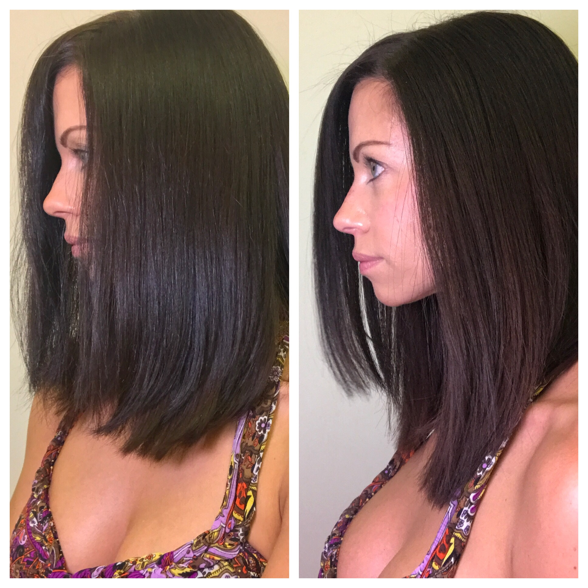 The Best At Home DIY Keratin Hair Treatment Jersey Girl Talk