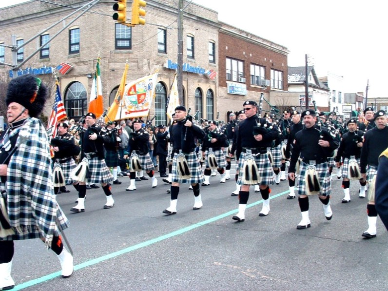 Belmar St. Patrick's Day Parade 2016