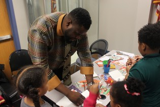 %name Jacobs Ladder Teaches Young Scholars About The Importance of Community Service