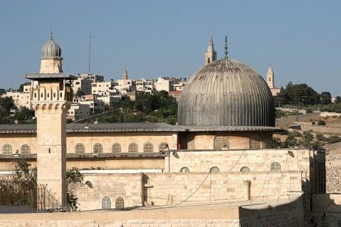 Masjidil Aqsa Hari Ini