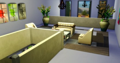 Want to hang out without the distraction of electronics? There is a common area upstairs!