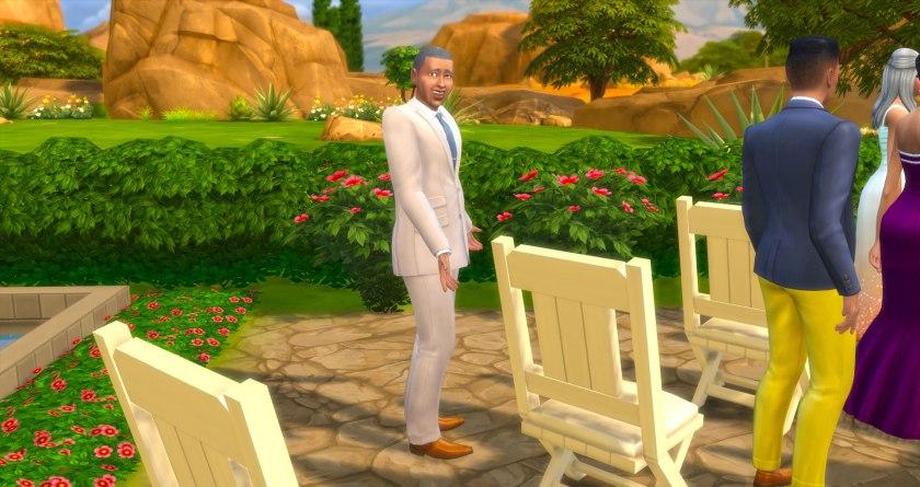 """""""Can't believe my boy is married!"""""""