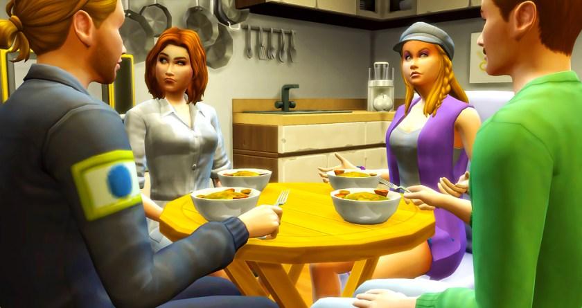 Joneses – 15.9 Family Meeting