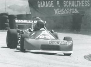 Dans les années 1990, JESA parrainait une voiture de course tout au long de la saison.