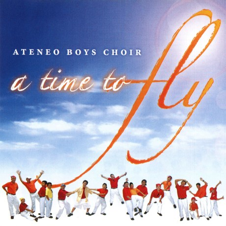 A Time to Fly CD Cover Front