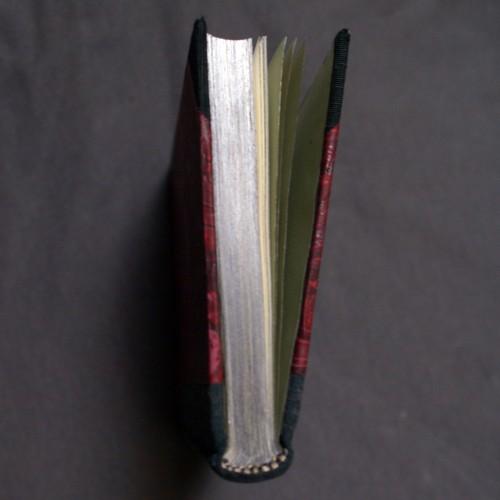 Round binding - graphite edge