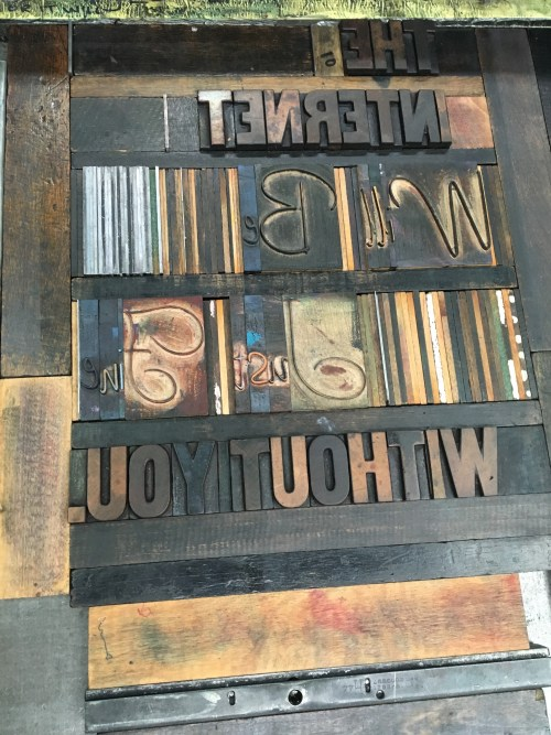 giant wood type