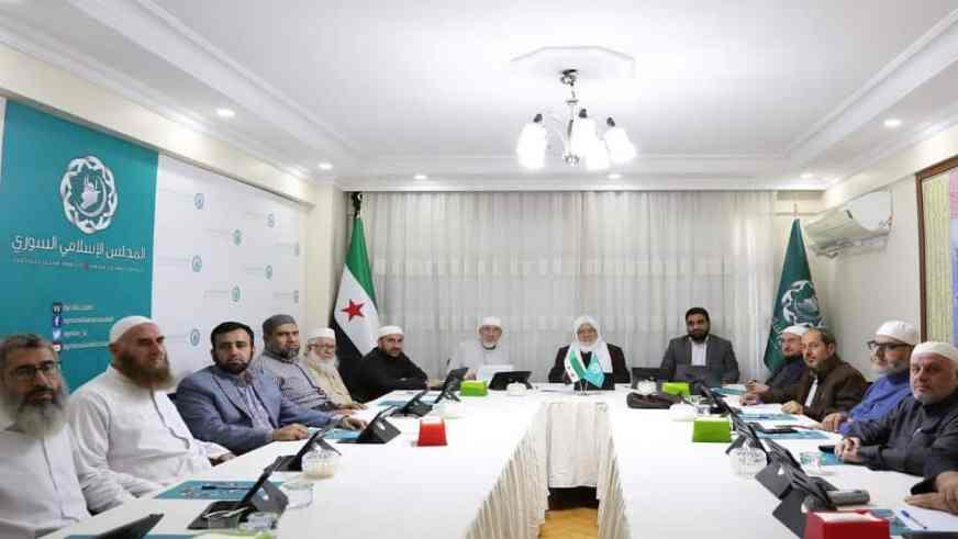 السوري - المجلس الإسلامي السوري يعلق على ذهاب مقاتلي المعارضة إلى أذربيجان