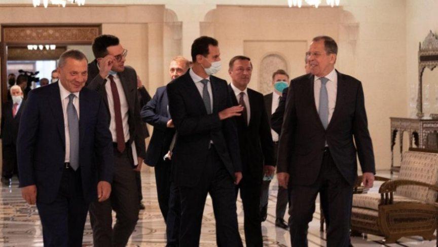ولافروف - هل انتهت الحرب في سوريا؟!