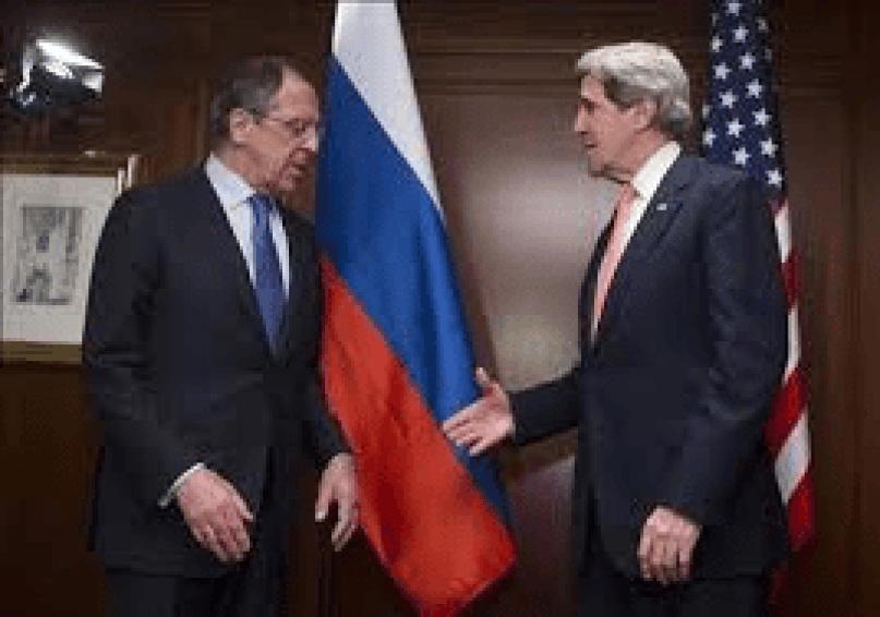 لافروف - تصريحات أمريكية و روسية عن تطور الأوضاع في سوريا توحي بالتركيز على مسار الحل السياسي
