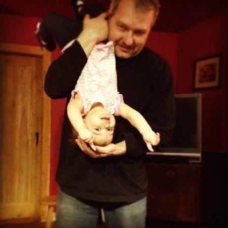 Baby tricks!