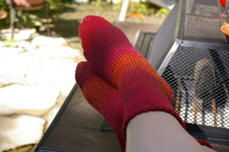 CSM Sunset Socks