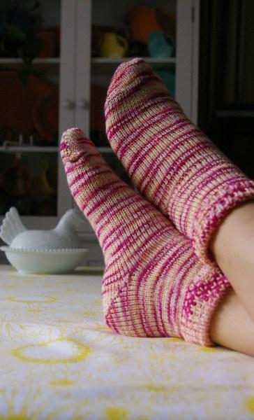 Chameleon Colorworks Socks