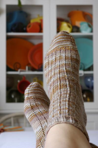 Charade Socks