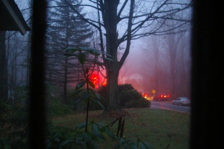Early Morning Fire Call