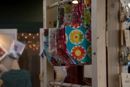 JessaLu Buckets in the Ball & Skein Booth
