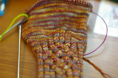 Knotty Gloves - all fixed!