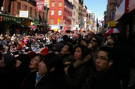 NYC Chinatown New Year Parade 2