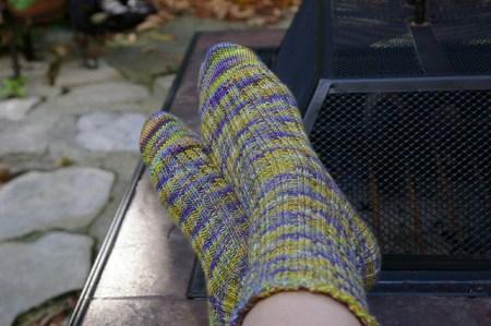 Ribbed...YES RIBBED CSM Socks