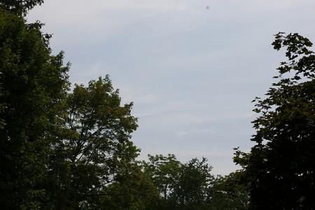 Saturday Sky 08-25-07