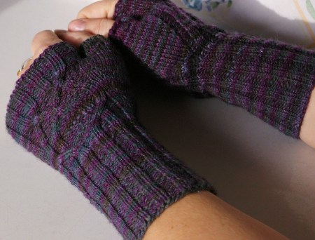 Serpentine Mitts