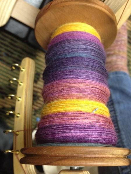 Spa Knit & Spin 2013
