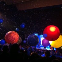 Awesome, crazy, amazing interactive performance art at Slava's Snowshow