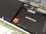SSD Samsung - MacBook Pro 17 (Early 2009)