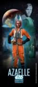 Star Wars Identities - Azaelle (Mon perso)