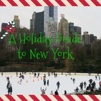 A Holiday Guide to New York