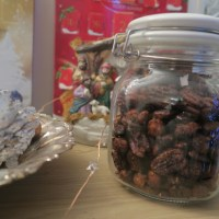 BBQ-Spiced Nuts | BLOGMAS DAY 15