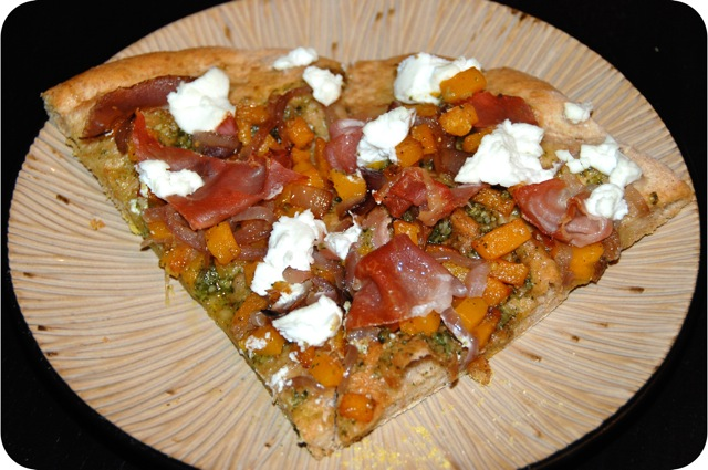 Fall Harvest Pizza