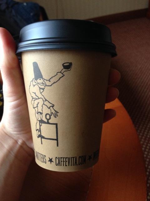 Caffe Vita, Portland, OR