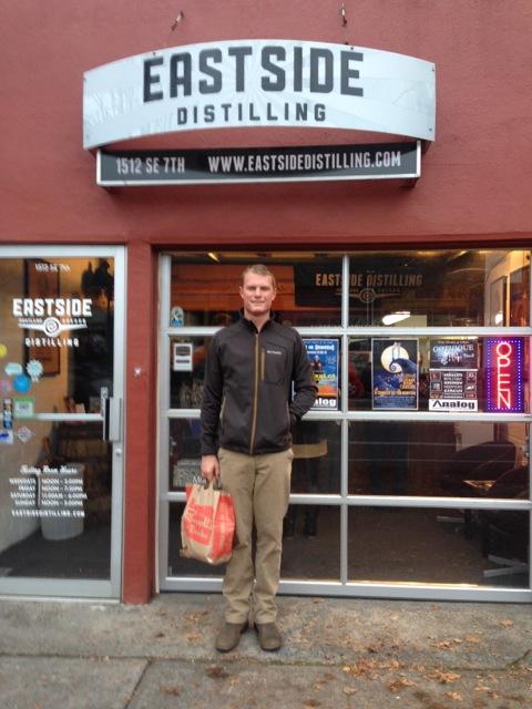 Eastside Distilling, Portland, Oregon