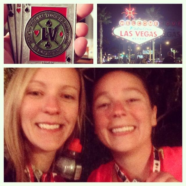Rock N Roll Las Vegas Half Marathon