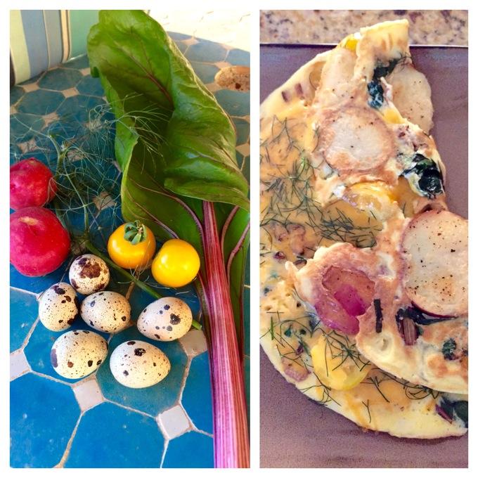 Garden Omelet