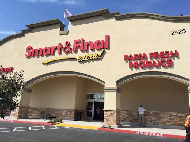 Smart & Final Fresno Store