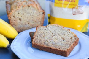 Honeyed Banana Bread