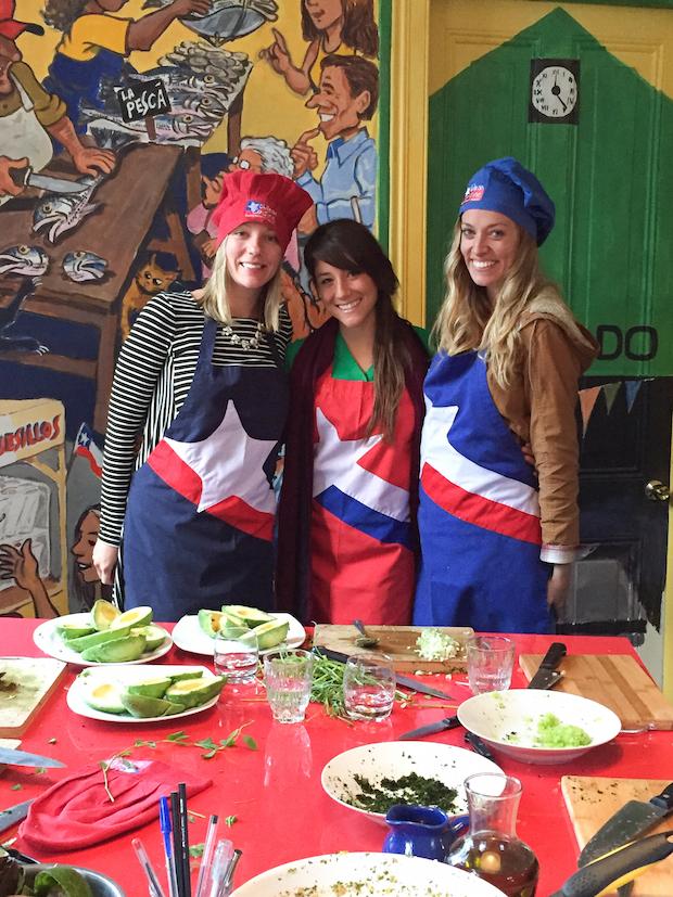 Chilean Cuisine Cooking Class-8