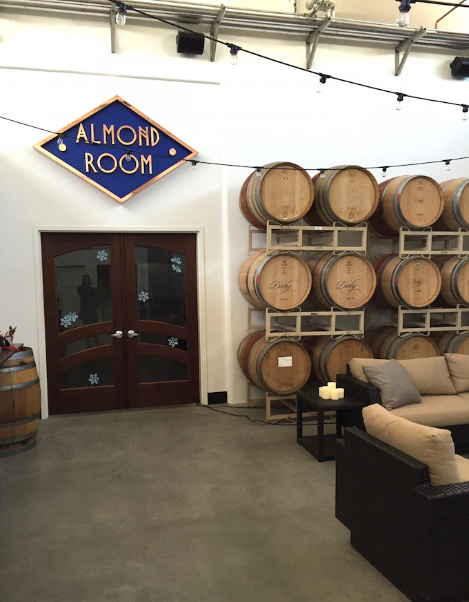 Almond Room