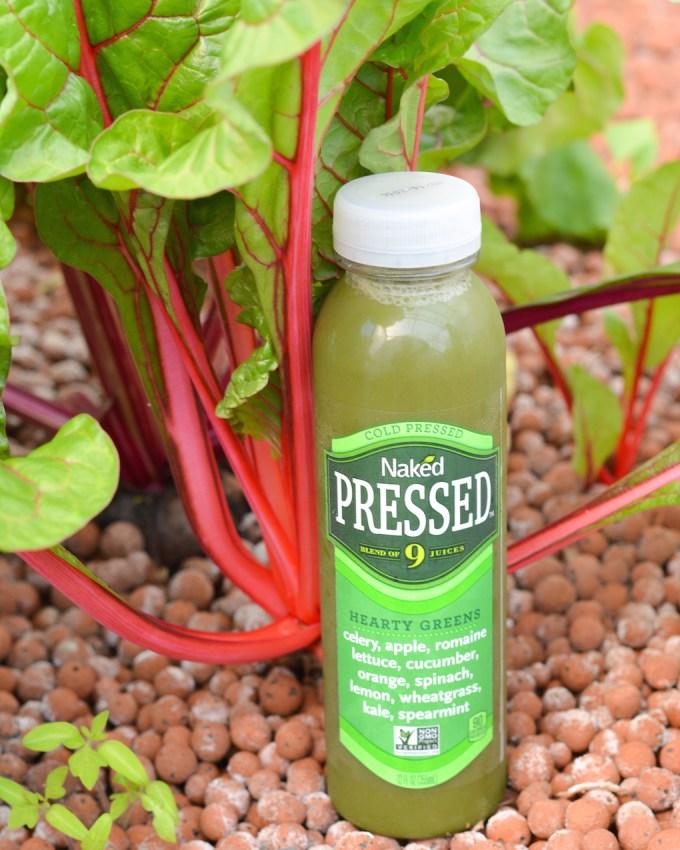 Naked Pressed Juice