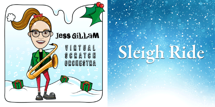 Jess Sleigh Ride graphic