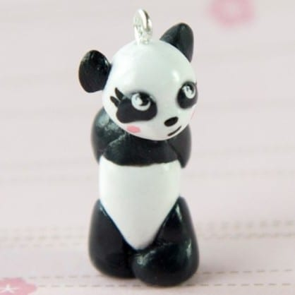 Shy Panda Charm (2014)