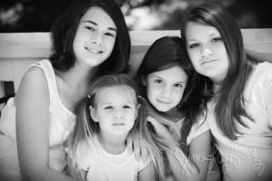 Atlanta Family Portraits | The Gardners at Home